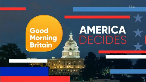 Good Morning Britain - US Election 2020 Coverage (22)