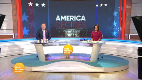 Good Morning Britain - US Election 2020 Coverage (25)