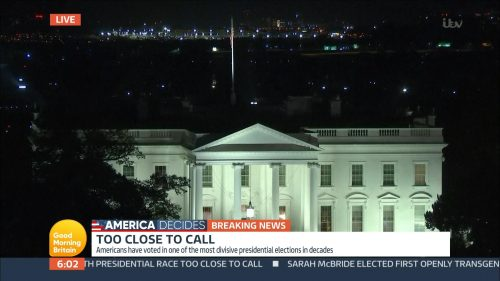 Good Morning Britain - US Election 2020 Coverage (28)