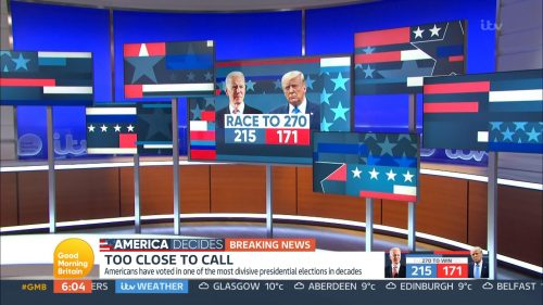 Good Morning Britain - US Election 2020 Coverage (31)