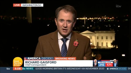 Good Morning Britain - US Election 2020 Coverage (36)