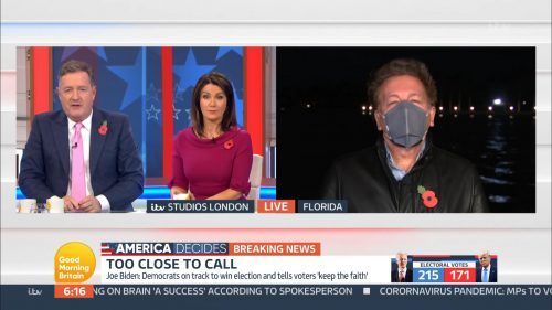 Good Morning Britain - US Election 2020 Coverage (41)