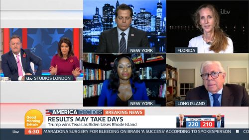 Good Morning Britain - US Election 2020 Coverage (43)