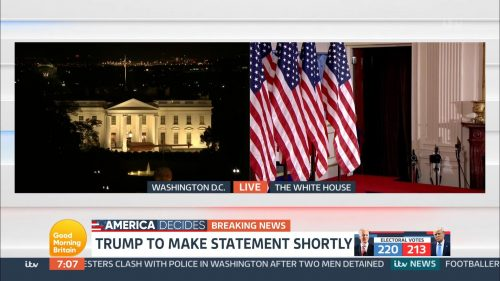 Good Morning Britain - US Election 2020 Coverage (44)