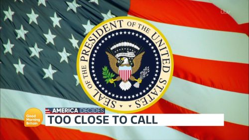 Good Morning Britain - US Election 2020 Coverage (8)