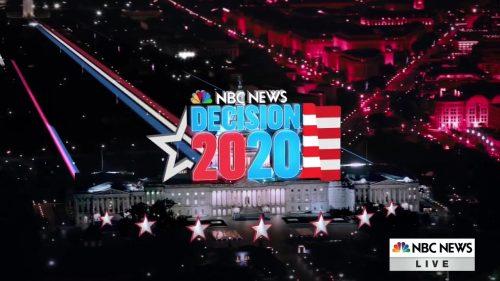 U.S. Election 2020 – NBC News Coverage