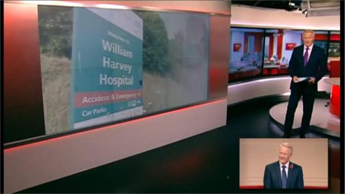 Rob Smith Leaves BBC South East Today - Best Bit (10)