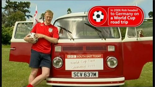 Rob Smith Leaves BBC South East Today - Best Bit (23)