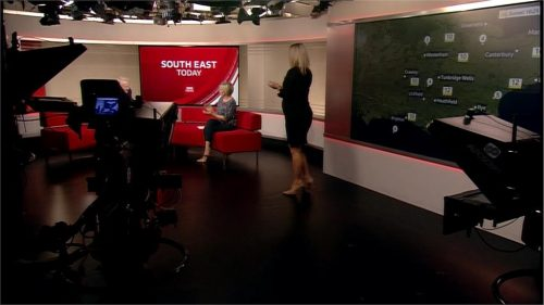 Rob Smith Leaves BBC South East Today - Best Bit (45)