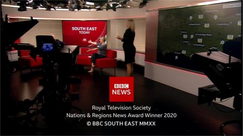Rob Smith Leaves BBC South East Today - Best Bit (46)