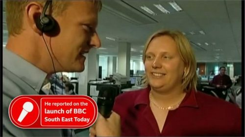 Rob Smith Leaves BBC South East Today - Best Bit (5)