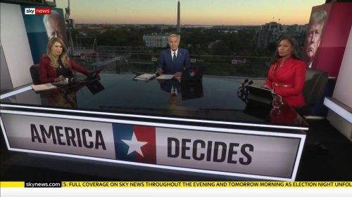 Sky News - US Election 2020 (2)