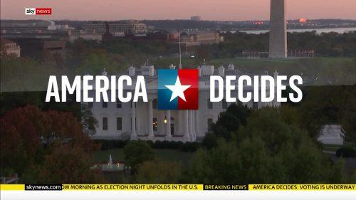 U.S. Election 2020 – Sky News Coverage