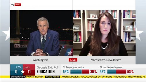 Sky News - US Election 2020 Coverage (18)