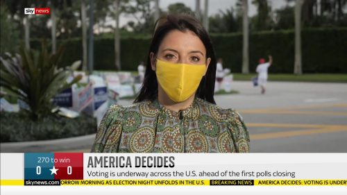 Sky News - US Election 2020 Coverage (2)