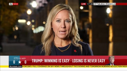 Sky News - US Election 2020 Coverage (4)