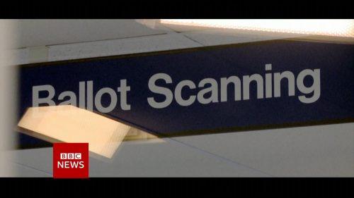 U.S. Election 2020 - BBC News Promo (11)