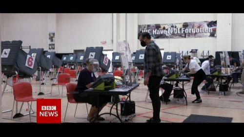 U.S. Election 2020 - BBC News Promo (12)