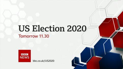 U.S. Election 2020 - BBC News Promo (20)