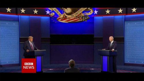 U.S. Election 2020 - BBC News Promo (3)