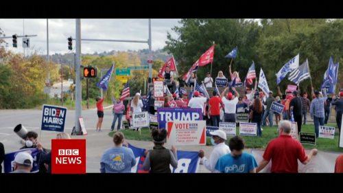 U.S. Election 2020 - BBC News Promo (5)