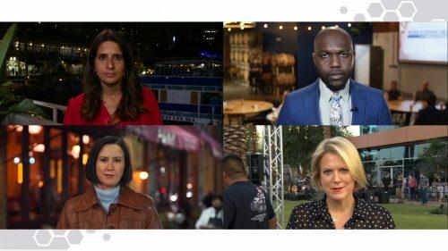 US Election 2020 - BBC News Coverage (10)