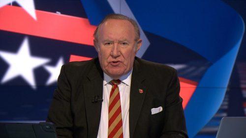 US Election 2020 - BBC News Coverage (16)