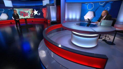 US Election 2020 - BBC News Coverage (17)