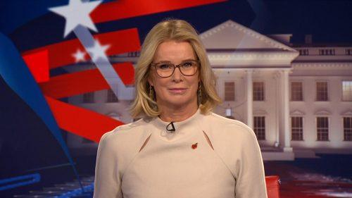 US Election 2020 - BBC News Coverage (21)
