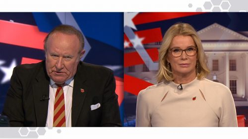 US Election 2020 - BBC News Coverage (24)
