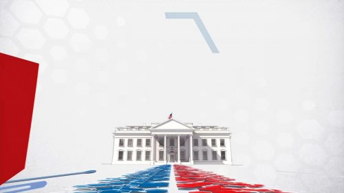 US Election 2020 - BBC News Coverage (30)