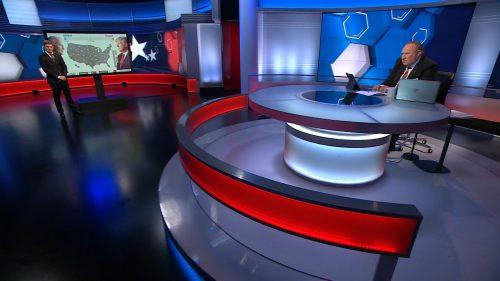 US Election 2020 - BBC News Coverage (32)