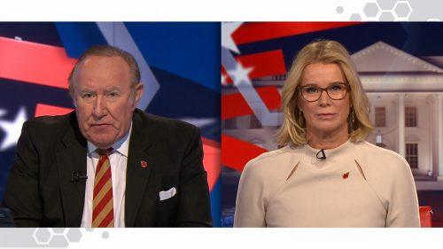 US Election 2020 - BBC News Coverage (4)