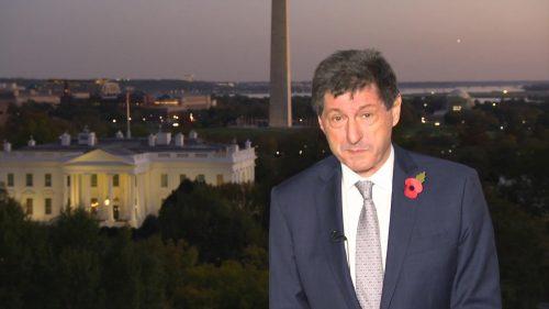 US Election 2020 - BBC News Coverage (5)