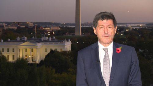 US Election 2020 - BBC News Coverage (6)
