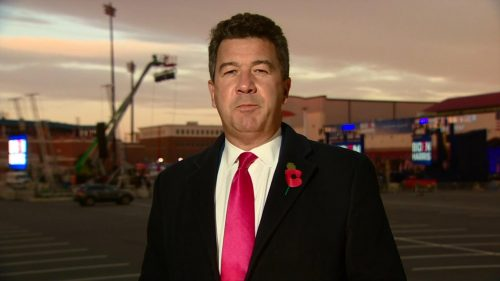 US Election 2020 - BBC News Coverage (7)