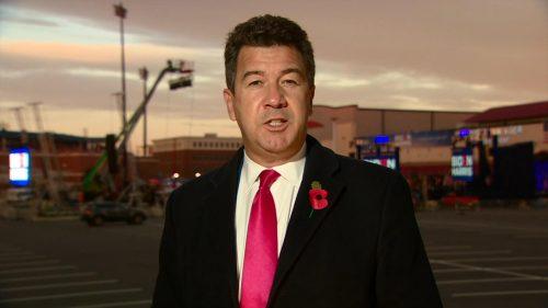 US Election 2020 - BBC News Coverage (8)