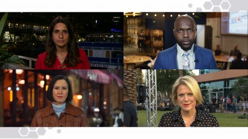 US Election 2020 - BBC News Coverage (9)