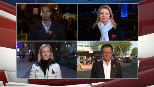 US Election 2020 - ITV News Coverage (10)