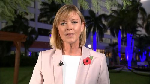 US Election 2020 - ITV News Coverage (12)
