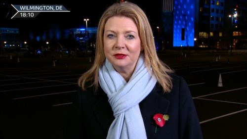 US Election 2020 - ITV News Coverage (27)