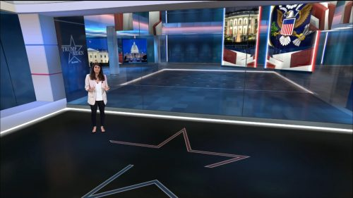 US Election 2020 - ITV News Coverage (28)