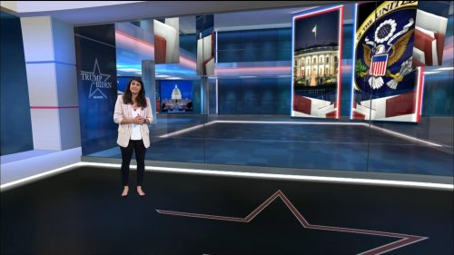 US Election 2020 - ITV News Coverage (29)