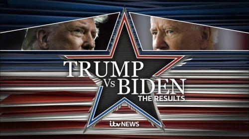 U.S. Election 2020 – ITV News Coverage