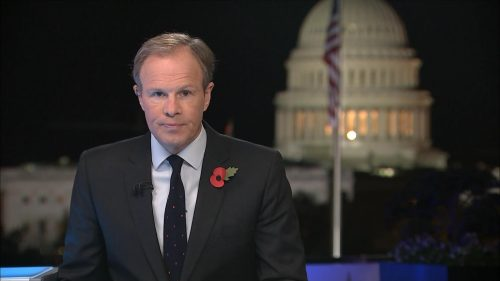 US Election 2020 - ITV News Coverage (5)
