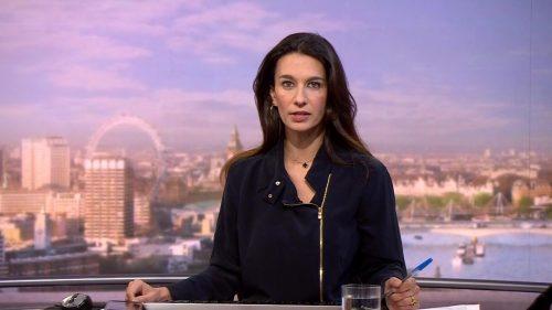 Yalda Hakim - BBC World News (2)