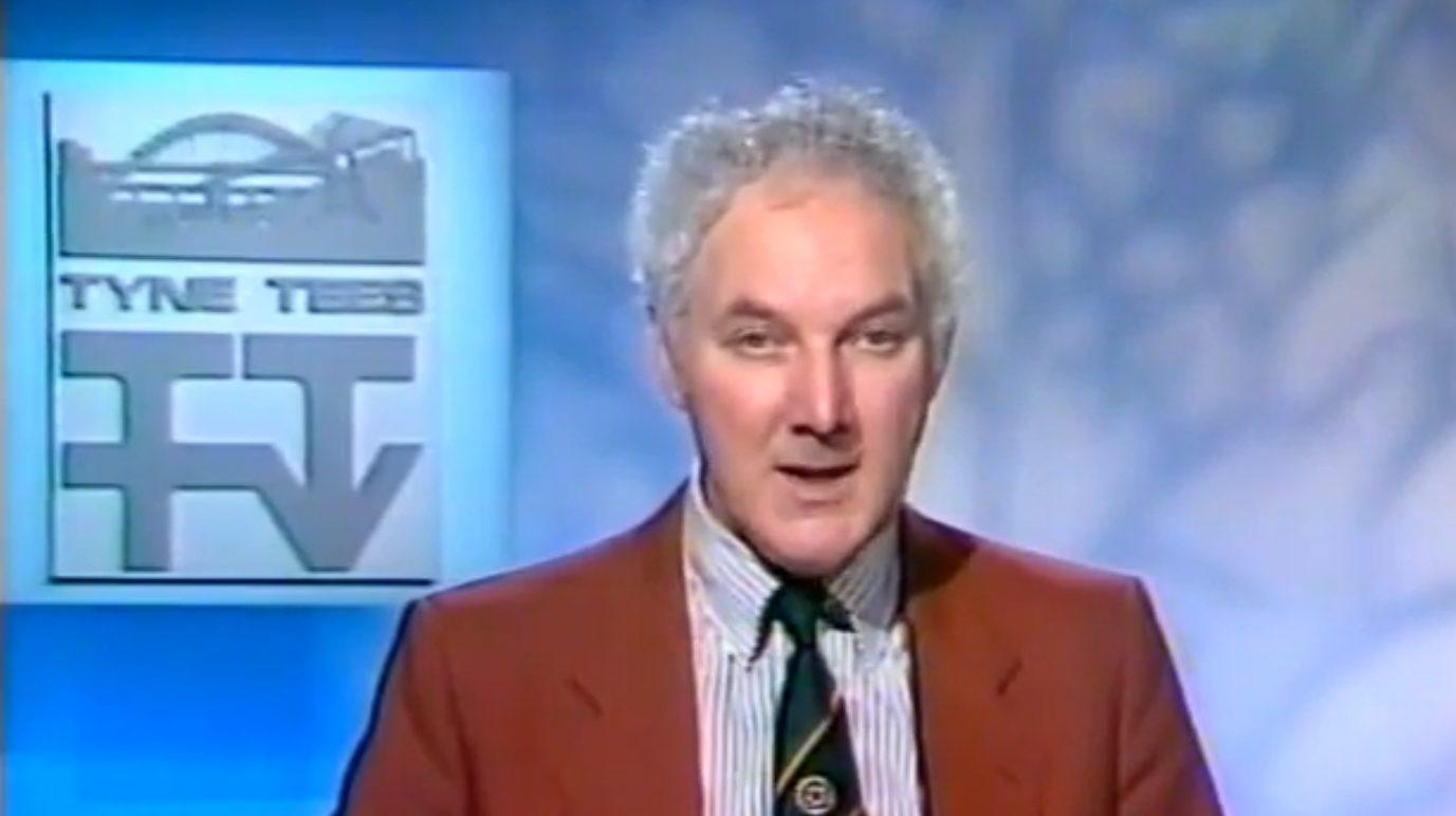 Former Tyne Tees presenter Neville Wanless dies aged 89
