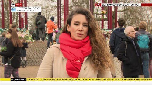 Milena Vesekinovic - Sky News Reporter (1)