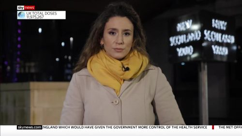 Milena Vesekinovic - Sky News Reporter (3)