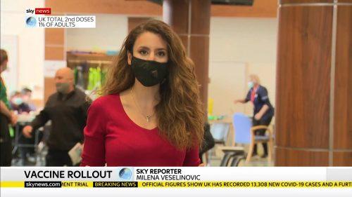 Milena Vesekinovic - Sky News Reporter (5)
